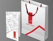 Кортрос. Бумажные пакеты с логотипом